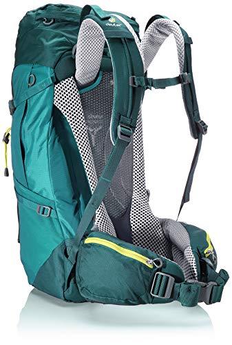Deuter Futura Pro 36 Mochila Tipo Casual 70 Centimeters 36 Verde (Forest-Alpinegreen)