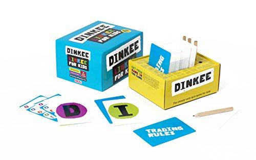 Dinkee Linkee para niños Juego de Ideal