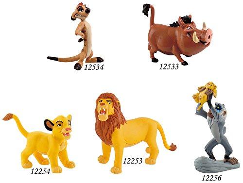 Disney Walt Figura El Rey León (Bullyland 12253)