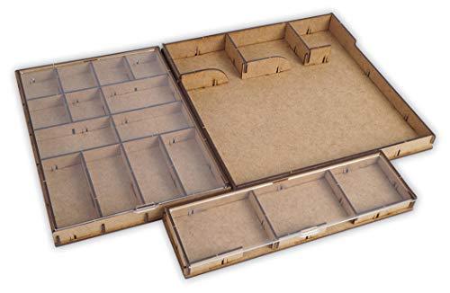 docsmagic.de Organizer Insert for Everdell Box - Encarte