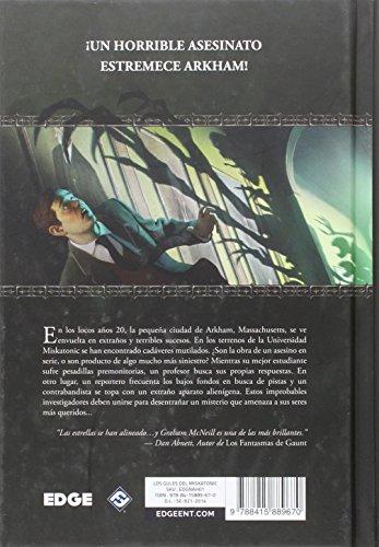 Edge Entertainment-Los Gules del Miskatonic, Multicolor (EDGNAH01)
