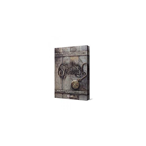 Edge Entertainment- Steam States: Caja básica, Multicolor (EDGZH01)