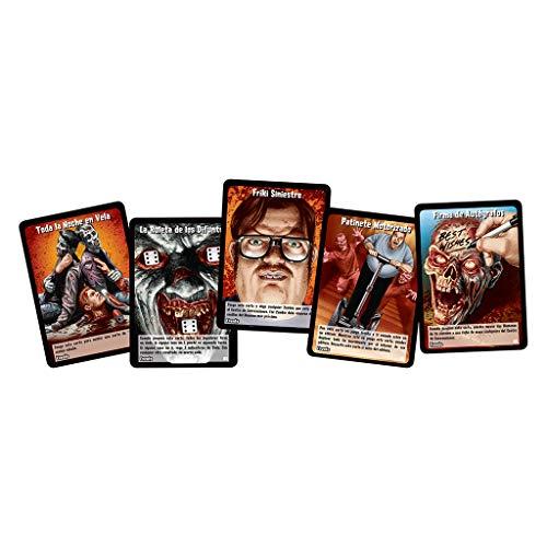 Edge Entertainment- ZombieCon, Juego de Mesa (EDGTC22)