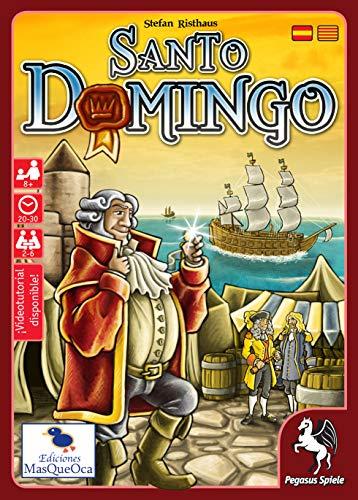 Ediciones MasQueoca - Santo Domingo (Español)(Catalán)