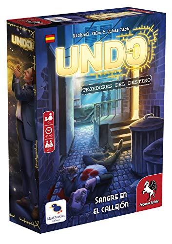 Ediciones MasQueoca - UNDO 3 Sangre en el Callejon (Español)