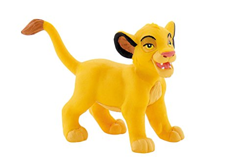 El Rey León - Figura Simba (Bullyland 12254)