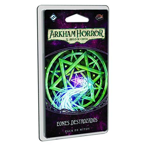 Fantasy Flight Games- Arkham Horror LCG: Eones destrozados - Español, Color (FFAHC25)