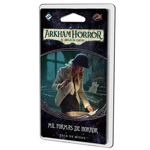 Fantasy Flight Games- Arkham LCG-Mil Formas de Horror (AHC40ES)