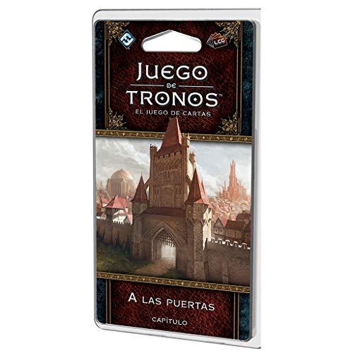 Fantasy Flight Games Juego de Tronos LCG A las puertas (Asmodee GT46ES)