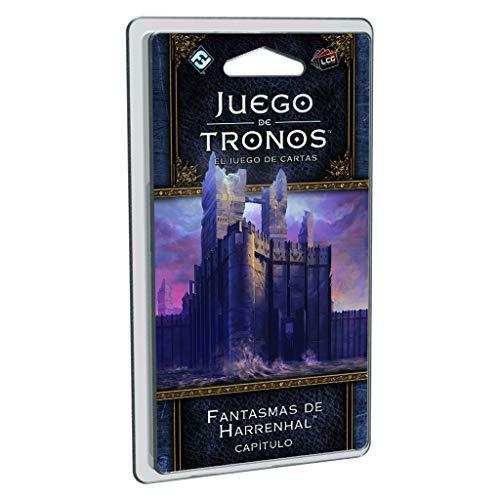 Fantasy Flight Games- Juego de tronos lcg: fantasmas de harrenhal - español. (EDGGT13) , color/modelo surtido