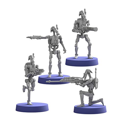 Fantasy Flight Games- Star Wars Legion - Droides de Combate B1 Expansión de Mejora, Color (SWL54ES)