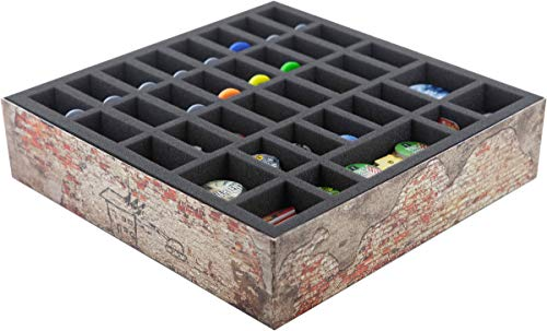 Feldherr Foam Set Compatible with This War of Mine - Board Game Box