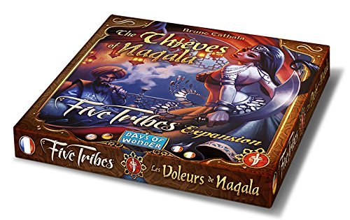 Five Tribes Thieves of Naqala Expansion - English
