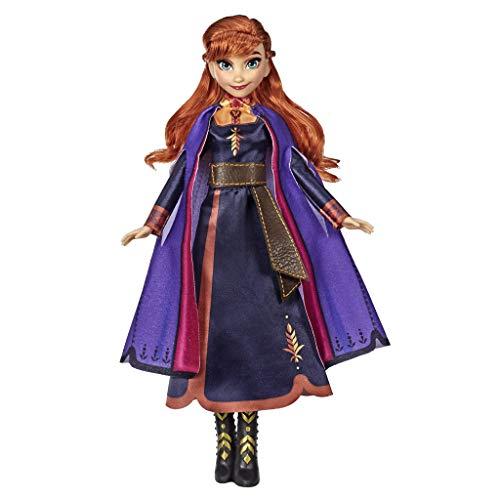 Frozen 2 -Muñeca Cantarina Anna(HasbroE6853TG0)