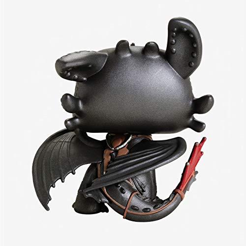 Funko 36355 POP! Figura: Cómo entrenar a tu dragón 3: sin dientes, Multi