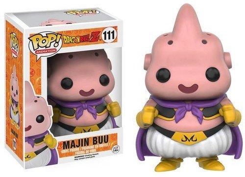 Funko - Pop! Vinilo Colección Dragonball Z - Figura Majin Buu (7429)