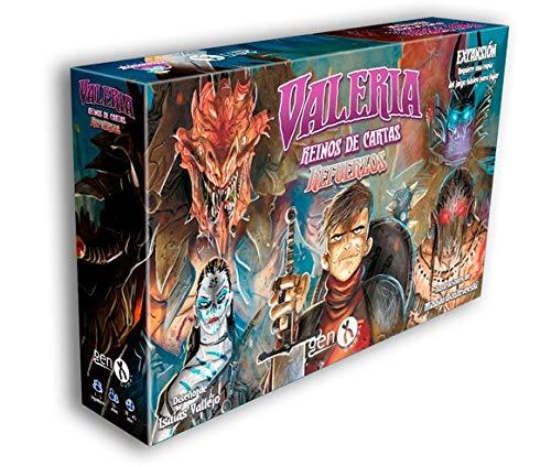 Gen X Games- Juego de Mesa, Color Neutro (GXG200219)