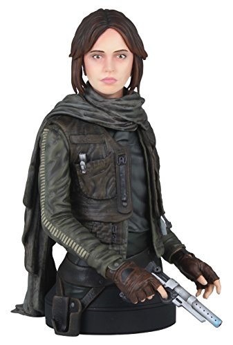 Gentle Giant Studios/Star War GG80718 Star Wars Jyn Erso Seal Commander - Mini arco (escala 1:6) , color/modelo surtido