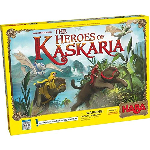 Haba 302220 - Los héroes de Kaskaria