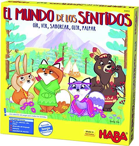 Haba-El Mundo de Los Sentidos, Multicolor (Habermass 304052)