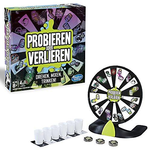 Hasbro Gaming- Prueba o pierda, Juego de Fiestas, Color incoloro (C2131100)