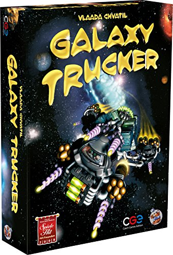 Heidelberger CZ001 - Galaxy Trucker