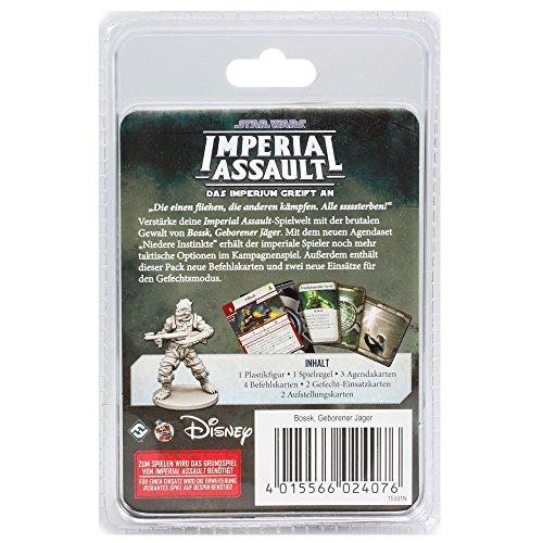 Heidelberger Spieleverlag Star Wars: Imperial Assault Bossk - Deutsch