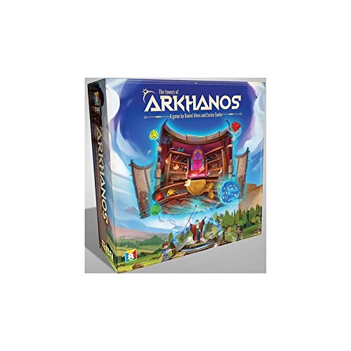 IDW Games The Towers of Arkhanos - Castellano