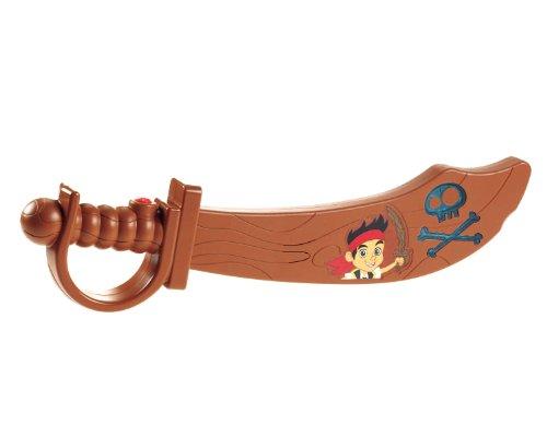 Jake y Los Pirata de Nunca Jamás - Arma de Juguete (Mattel)