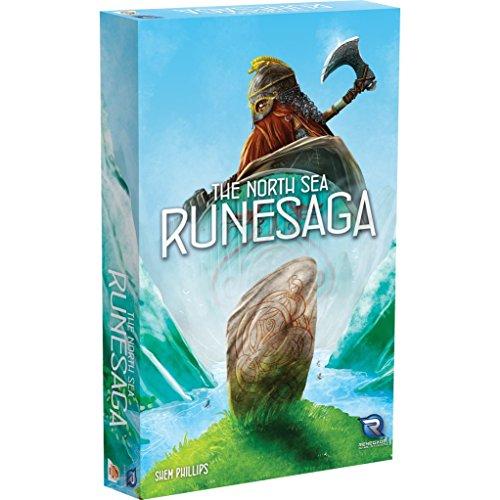 Juego Renegade Game Studios RGS00591 No The North Sea Runesaga