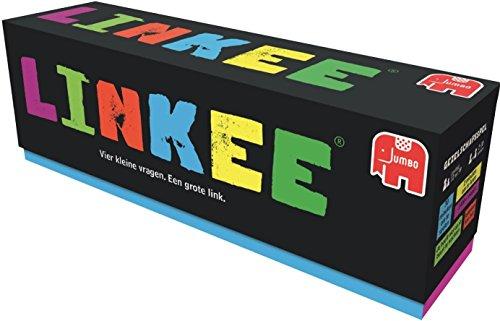 Jumbo Linkee Adultos Juego Educativo - Juego de Tablero (Juego Educativo, Adultos, 30 min, Niño/niña, 14 año(s), Países Bajos)