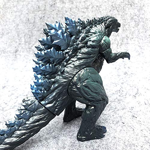 JXMODEL Godzilla Figuras De Acción Modelo Dinosaur King of Monsters Serie De Películas Move Kids Toys 17cm B
