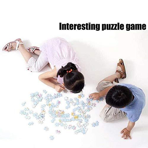 JYTD 1000 Piezas de Madera para Adultos Jigsaw-Gift-DIY Decorativo Jigsaw Gift Puzzle Game Casual Toy-HISPANIOLA.Haití y Santo Domingo (República Dominicana) Mapa 75 * 50 cm