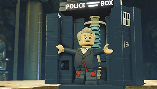 LEGO Dimensions - Doctor Who, The Doctor