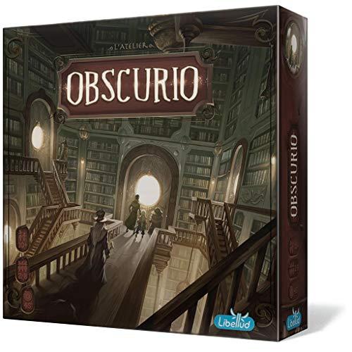 Libellud- Obscurio - Español, Color (LIBOB01ESPT)