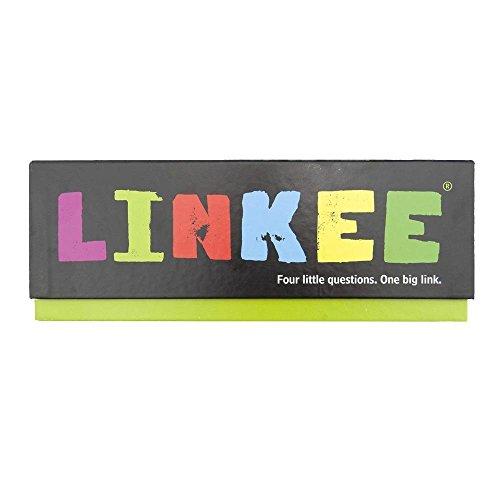 Linkee® 4 little questions. 1 big link. - Juego de preguntas, de 2 a 200 jugadores UKLINKEE03 [importado de Inglaterra]