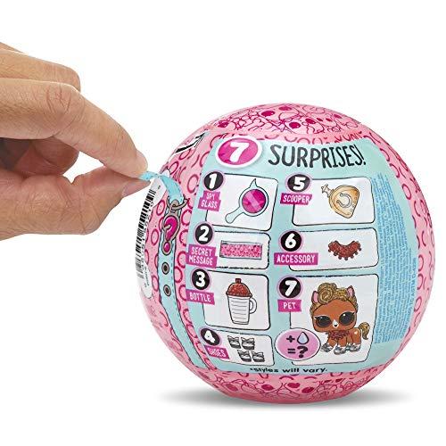 LOL Surprise - Pets Serie Espía Mascota, 7 Sorpresas (Giochi Preziosi LLU32000)