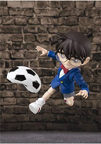 MAYL Detective Conan Varias Formas Edogawa Konan Figura PVC 90mm
