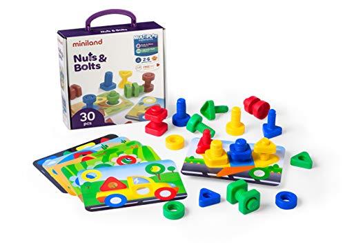 Miniland Nuts & Bolts (45303)