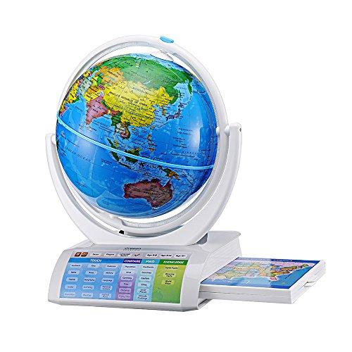 Oregon Scientific Terráqueo Smart Globe Explorer Ar (SG-338-R)