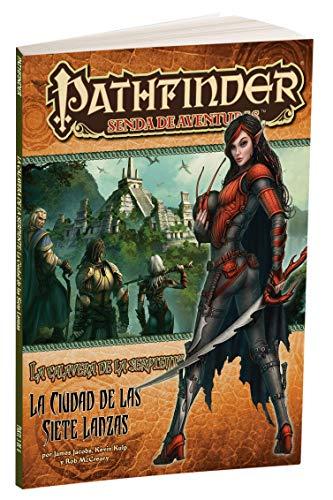 Pathfinder - La calavera de la serpiente: La ciudad de las siete lanzas (Devir PFCASE3)