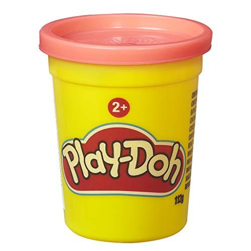 Play-Doh- Bote de plastilina, Multicolor, única (Hasbro B6756EU4)