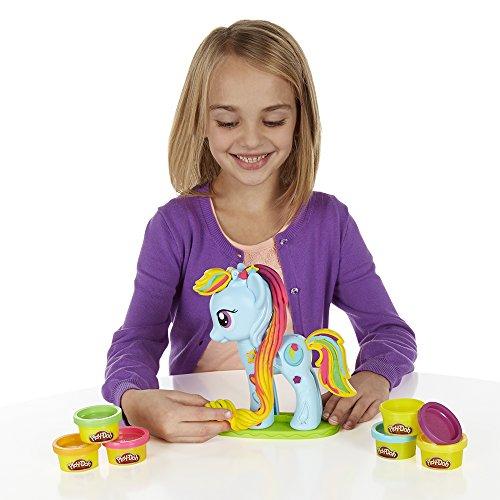 Play Doh - Set Juego Rainbow Dash (Hasbro B0011EU4)