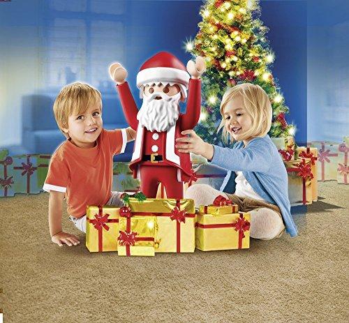 PLAYMOBIL - Papá Noel XXL (6629)
