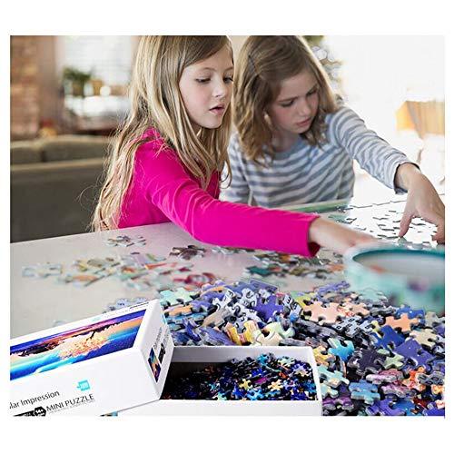 Potato smile Rompecabezas Monet Puzzles 300/500/1000 Piezas Arco De Roca Al Oeste De Etretat Adecuado para Adultos Y Niños(Size:300 Piezas)