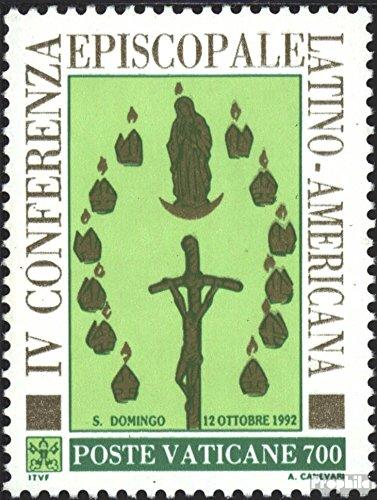 Prophila Collection Vatikanstadt 1070 (Completa.edición.) 1992 Santo Domingo (Sellos para los coleccionistas)