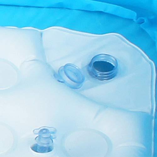 Q.A Piscina Inflable niños, Adecuado para la diversión de los niños en Verano -Gonflable 3-Layers, Seguro y confiable