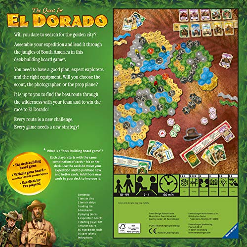 Quest for El Dorado Game