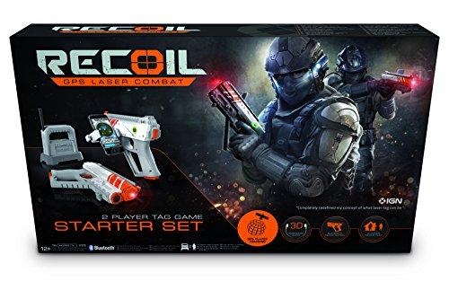 Recoil – Pack Starter, Juego de Pistolas Laser por GPS (90515)