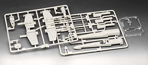 Revell- Kit Modelo Simple para enchufar, Color Blanco, 1: 112 (1104)